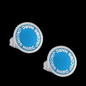 Marc by Marc Jacobs turquoise earrings